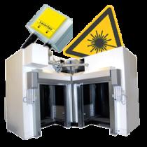 Bezpečnostní kabiny pro laserové aplikace
