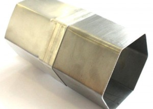 Crashbox (hliník-ocel)