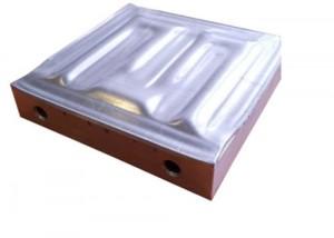 Chladící deska (hliník-měď)