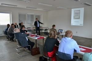 Prezentace německé firmy IBS